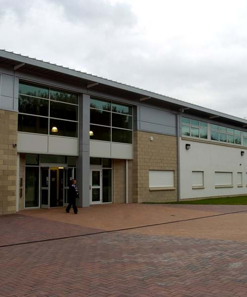 Glasgow Club Haghill Leisure Centre