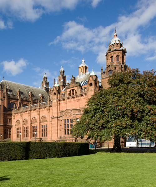 Kelvingrove Art Gallery and Museum exterior