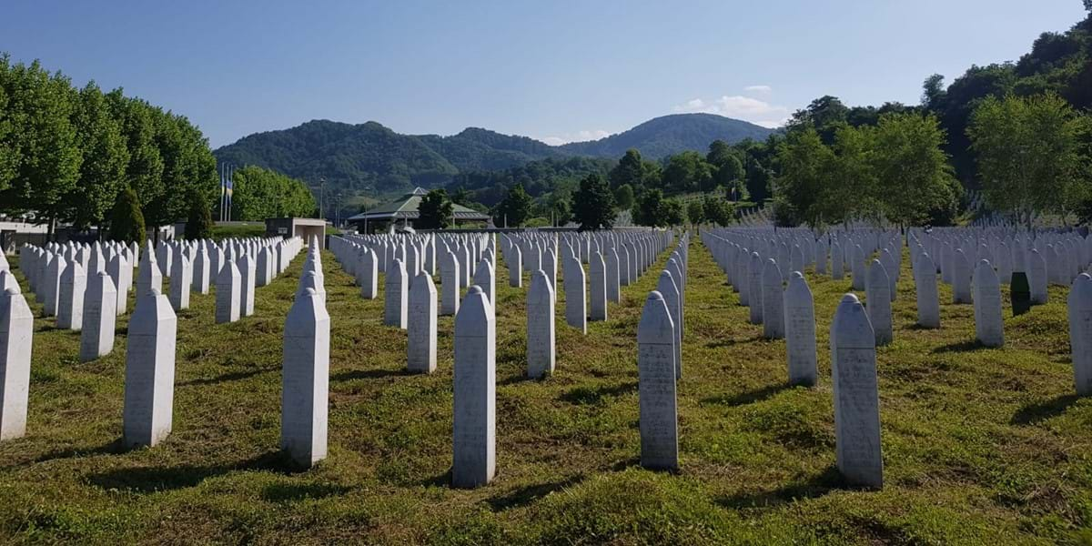 Remembering Srebrenica — Glasgow Life